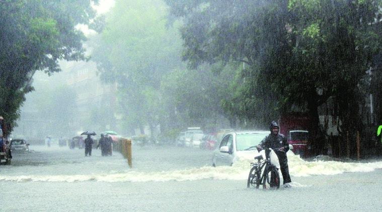 narendra  modi, uddhav thackeray, mumbai monsoon, mumbai rains, mumbai flooding, mumbai weather forecast, imd mumbai weather forecast, indian express news