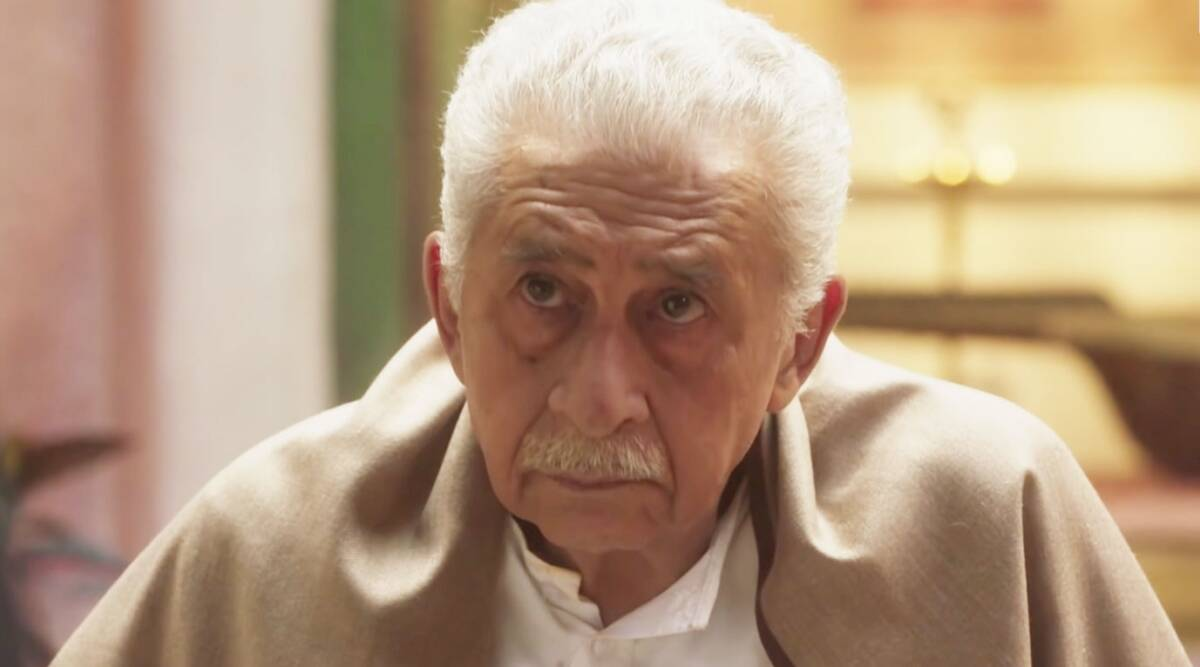Naseeruddin Shah: There is no movie mafia | Entertainment News,The Indian Express