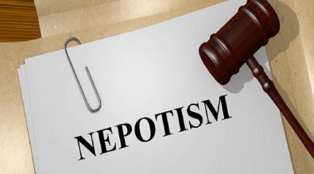 Nepotism is a symptom of the inequality and entrenched privilege in our society