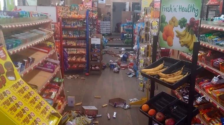 5.1-magnitude quake hits North Carolina, causes minor damage