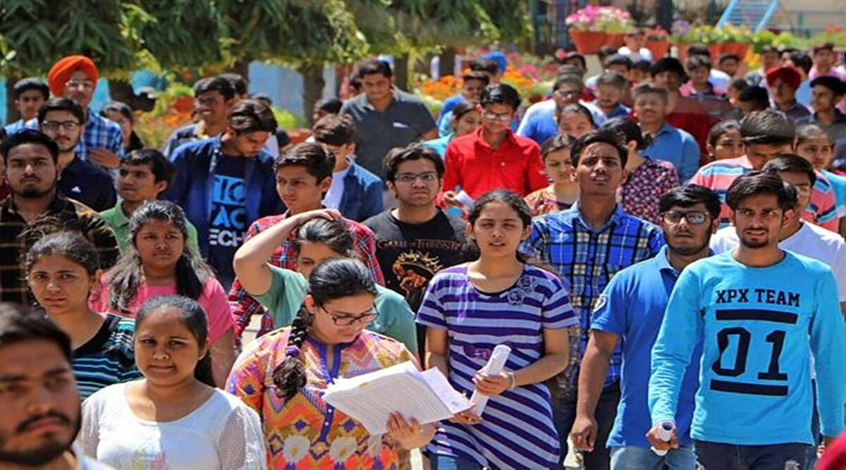 Covid crisis, Schools open, containment zones, Punjab news, Indian express news