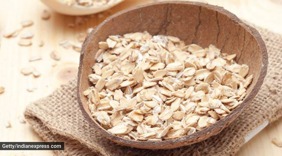 oats recipes, easy recipes, quick recipes, oats cereal recipes, breakfast recipes, walnut butter oats, indianexpress.com, indianexpress