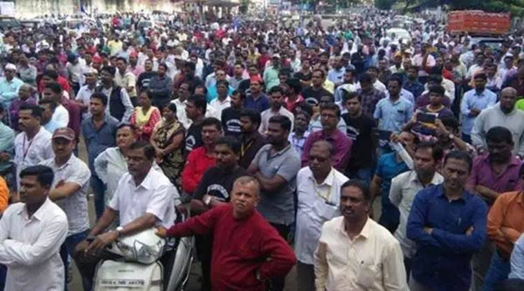 Ordnance Factory Board, defence workers on strike, Industrial Disputes Act, Pune news, Indian express news