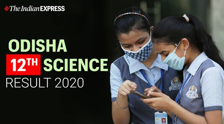CHSE Odisha 12th +2 Science Result 2020