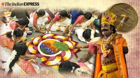 Onam, Onam 2020,Onam celebrations, Onam tradition, 2020 Onam date, 2020 Onam celebrations, Onam celebration guidelines,  Onam and covid-19, Kerala news, Indian Express news