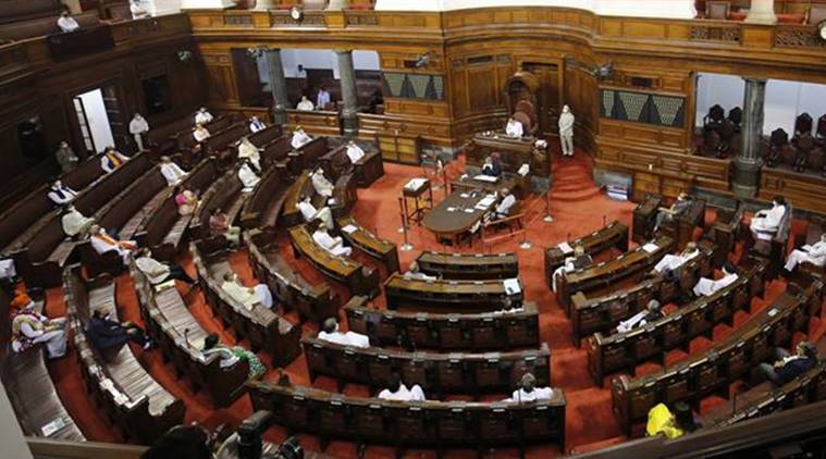 Parliament in Covid: Alternate workdays, sheets to separate rows
