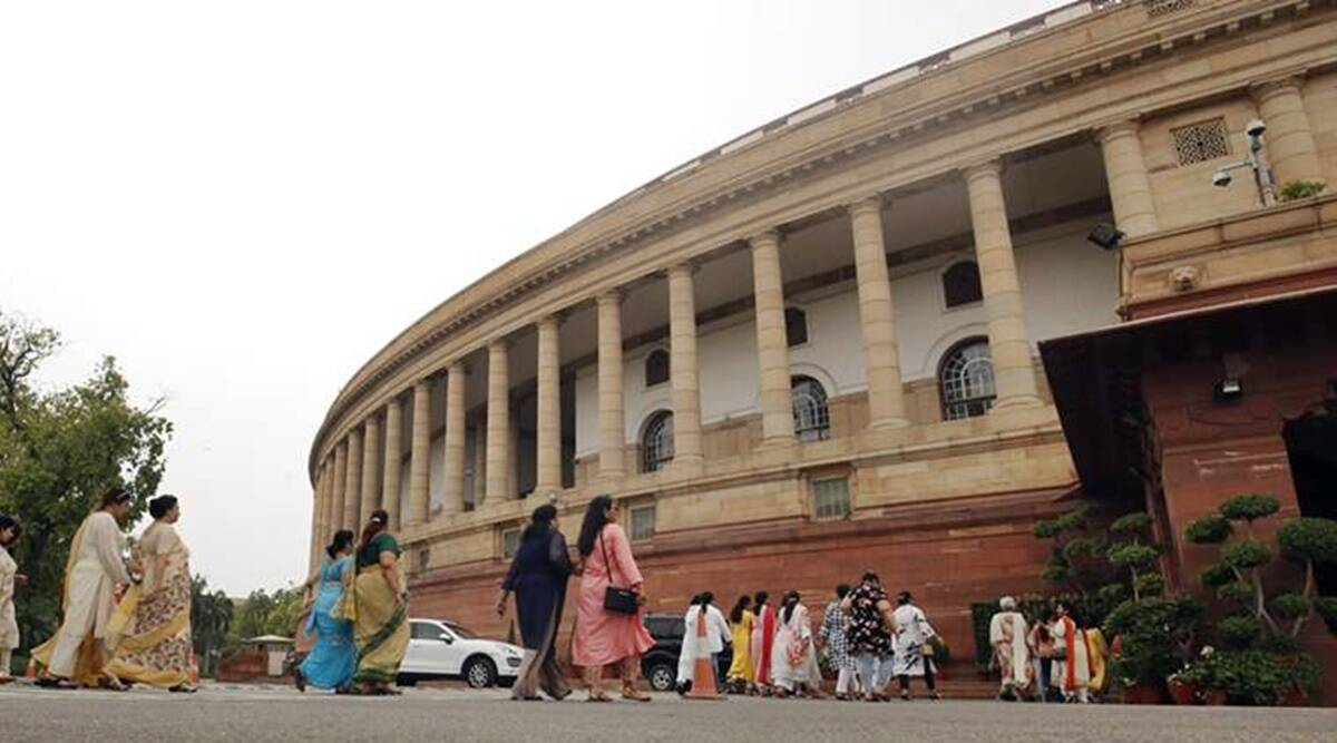 Parliament Session Today LIVE Updates:
