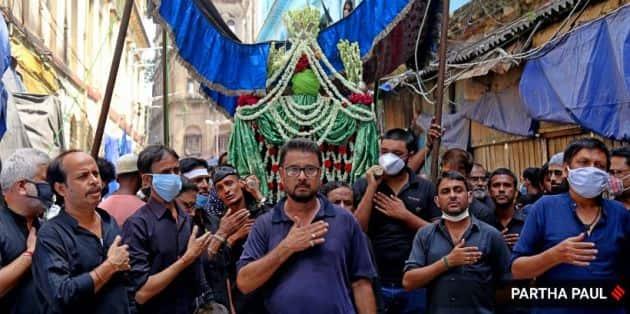 muharram news, muharram procession photos, Muharram, why is Muharram observed, what happened during the battle of Karbala, significance of Muharram, when is Muharram, indian express news