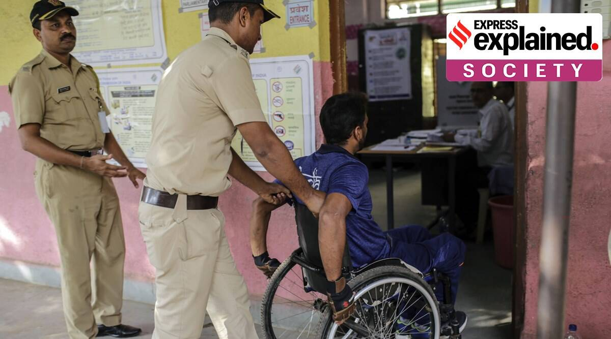 disability, UN guidelines of disabled people, guidelines for disabled people, disability definition, indian expres