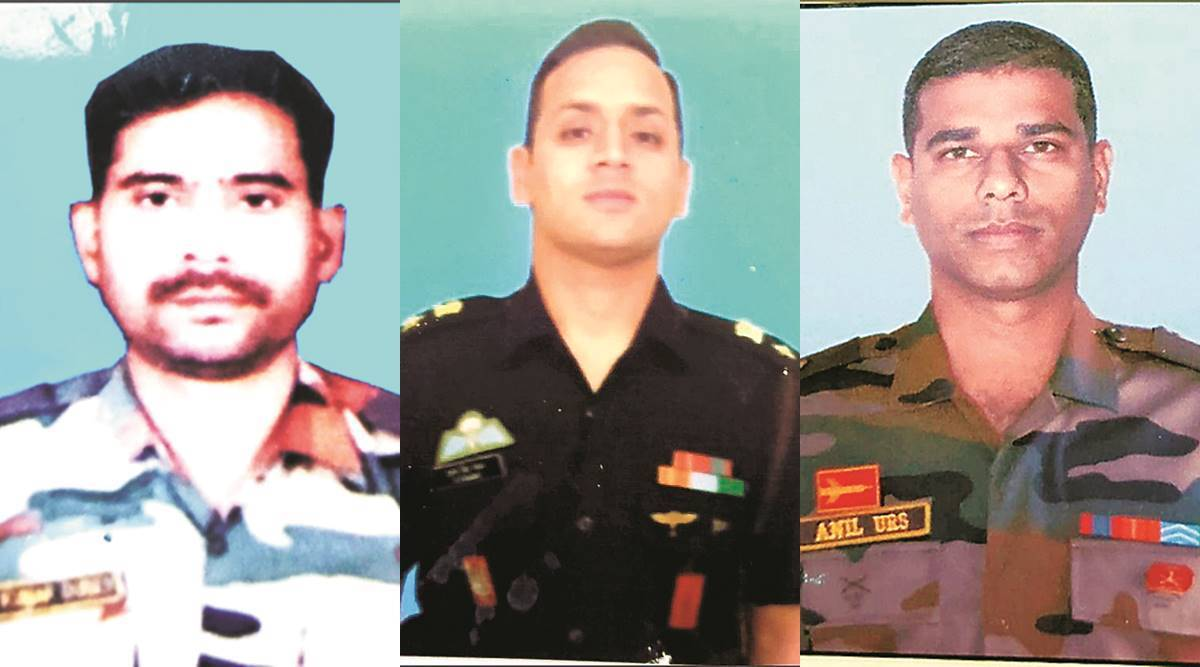 gallantry awards, defence personnel, J&K operations, J&K operations, Indian express news