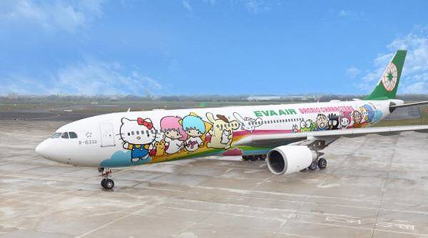 eva airlines hello kitty flight to nowhere, china, trending, Taiwan, trending, indian express, indian express news