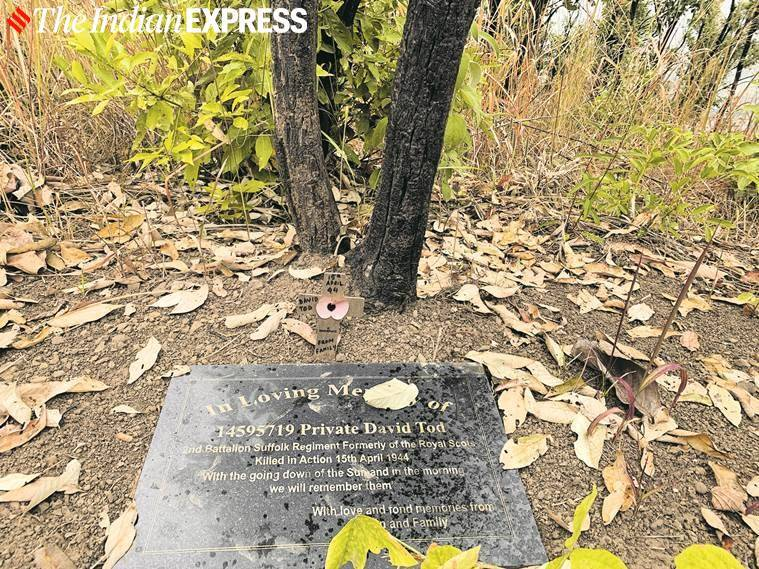 World War II, British and Japanese soldiers of World War II, Manipur and World War II, soldiers who died in India during World War II, eye 2020, sunday eye, indian express