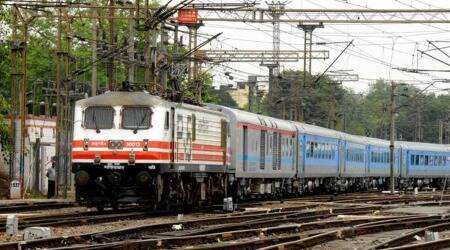 western railway, western railway projects in Gujarat, western railways projects in Saurashtra, western railways saurashtra projects deadline, indian express news