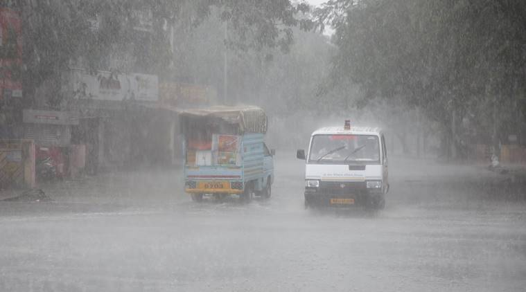 maharashtra monsoon, maharashtra rains, Kolhapur rains, Kolhapur floods, indian express news