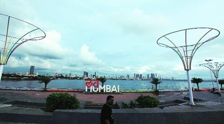 Mumbai monsoon, mumbai rainfall, mumbai weather forecast, mumbai rain forecast, imd mumbai weather forecast, indian express news
