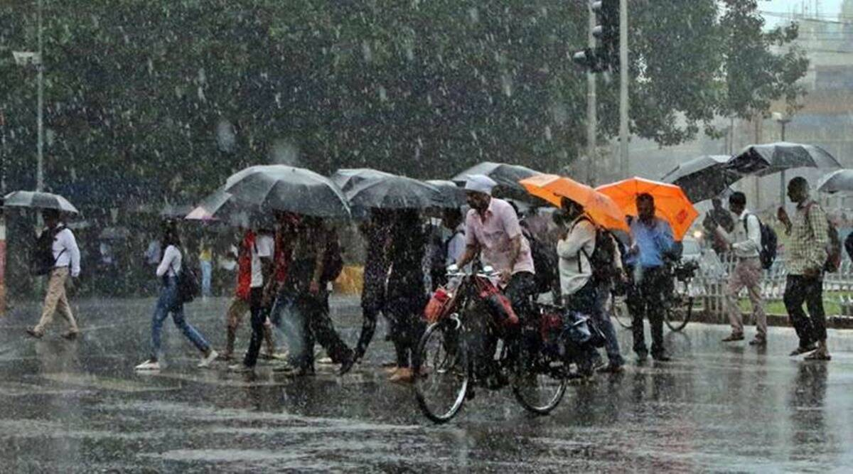 maharashtra rains, maharashtra rainfall, imd, maharashtra rainfall this year, indian express news