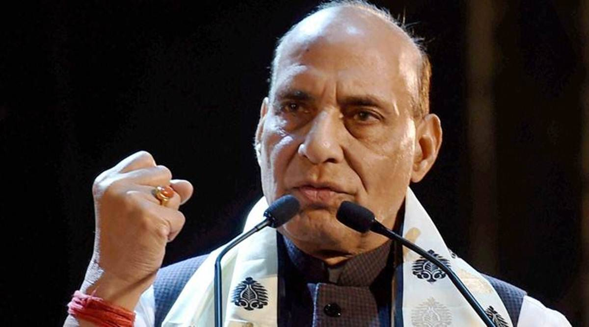 Rajnath Singh, Indian Military Academy, Dehradun Military academy, Underpass at IMA dehradun, India news, Indian express