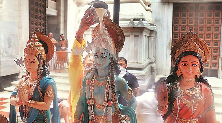 Bhoomi pujan, Ram Temple, Kolkata news, Bengal news, Indian express news