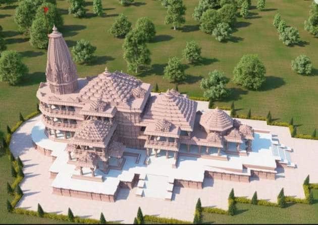 Ram mandir bhoomi poojan, Ram temple bhoomi poojan, Ayodhya ram temple, August 5 bhoomi poojan, PM Modi bhoomi poojan, Ram mandir bhoomi poojan date, Ram mandir bhoomi poojan time, ram mandir bhumi pujan, indian express