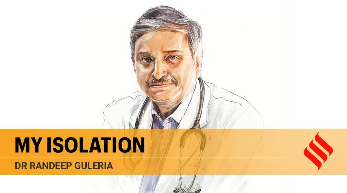 coronavirus india, coronavirus aiims, Dr Randeep Guleria, Dr Randeep Guleria aiims, Dr Randeep Guleria covid, covid 19, coronavirus india cases, coronavirus india death toll, coronavirus india news updates