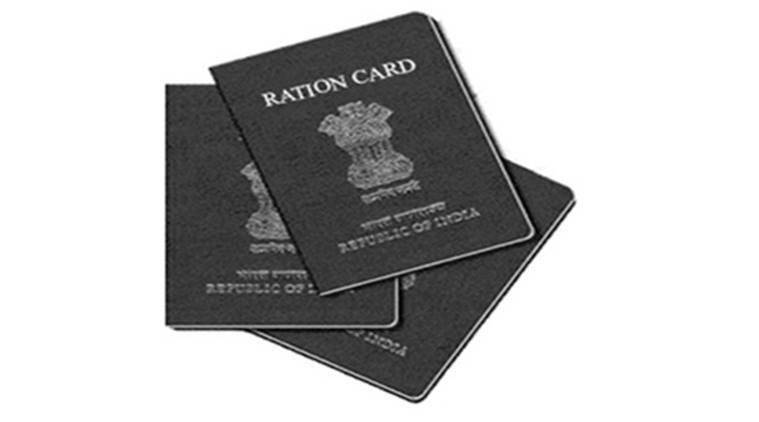 maharashtra ration card, maharashtra online ration card, maharashtra online updation of ration card, one nation one ration card, indian express news
