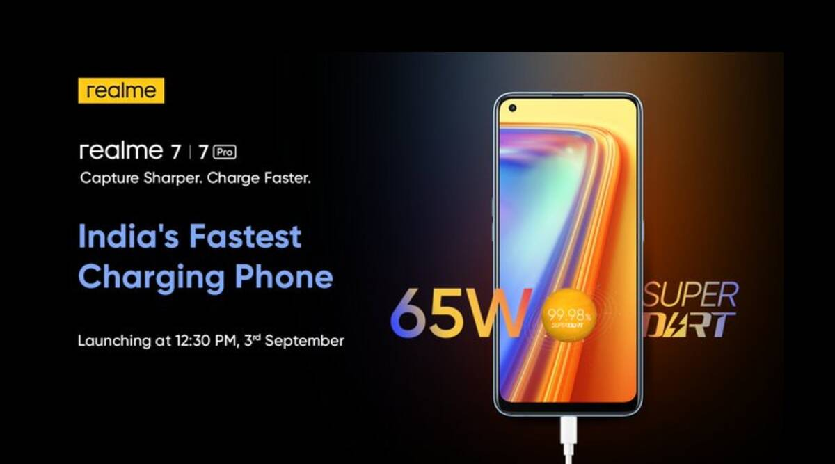 Realme 7 Realme 7 Pro Price In India Specifications Features Launch Live Updates