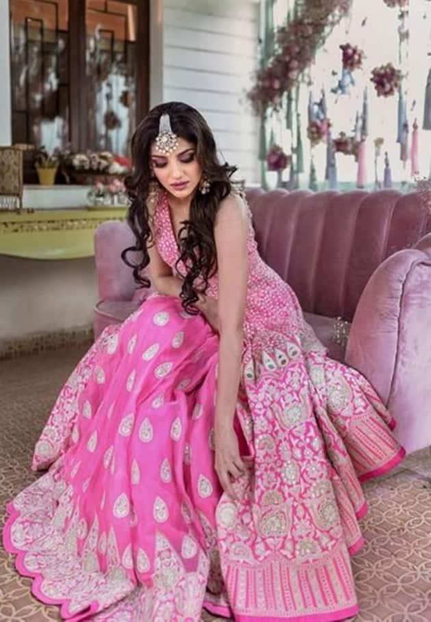 Miheeka Bajaj, Miheeka Bajaj Rana Daggubati, Miheeka Bajaj marriage, Miheeka Bajaj shaadi, Miheeka Bajaj Rana Daggubati photos