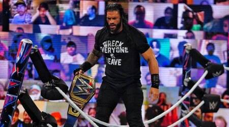 WWE Payback, ROman reigns, roman reigns WWE Universal champion, WWE Universal champion, WWE Payback highlights, WWE Payback results, Seth ROllins, WWE Payback report
