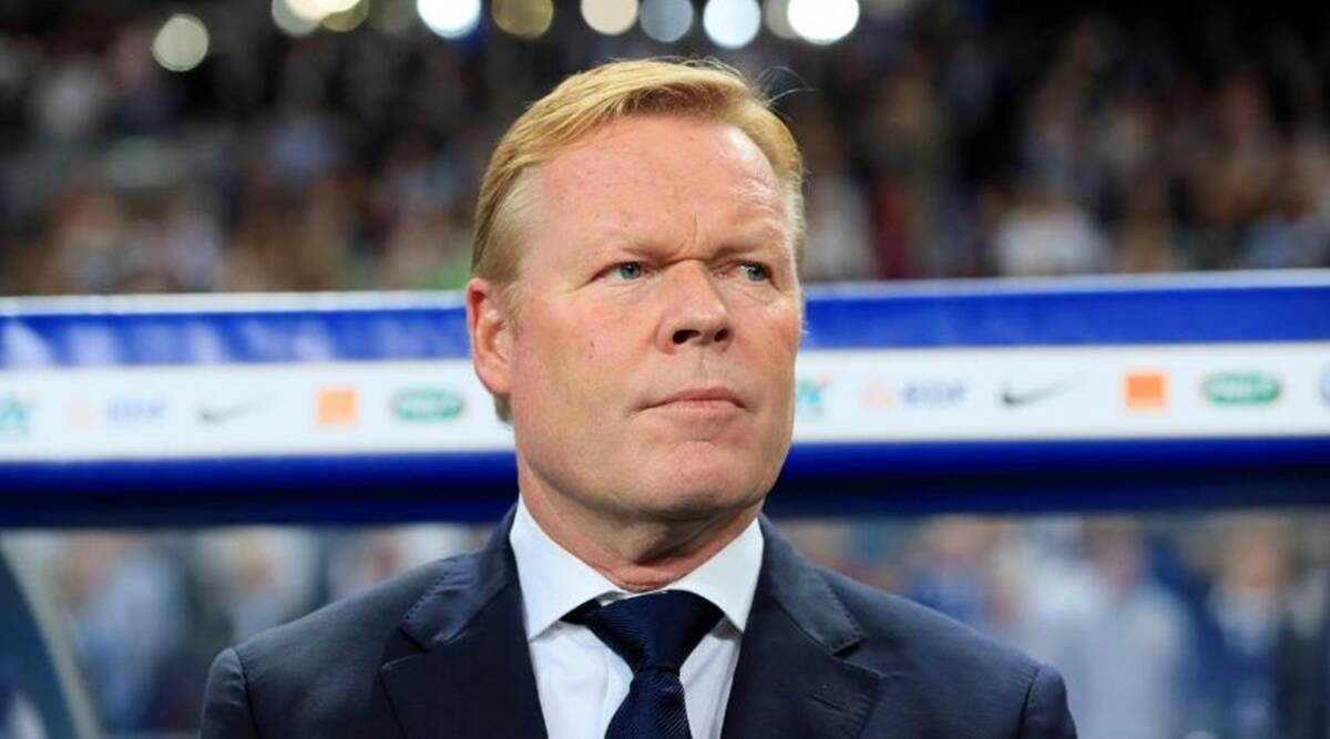 Ronald Koeman Set To Be Appointed As New Barcelona Head Coach Sports News The Indian Express