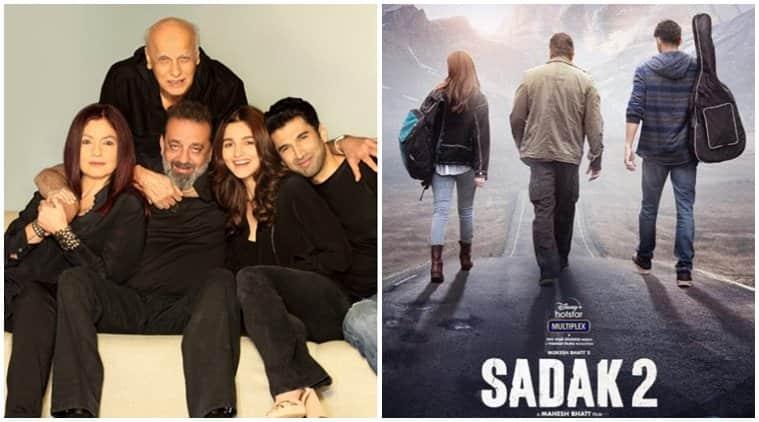 Sadak 2 premiere date, Sadak 2 release date, Sadak 2, Sadak 2 release date