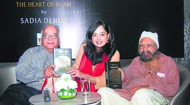 Sadia Dehlvi, book launch