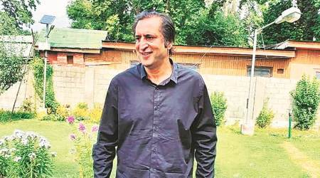 Sajad freed, party says can't go out; Mufti's detention extended