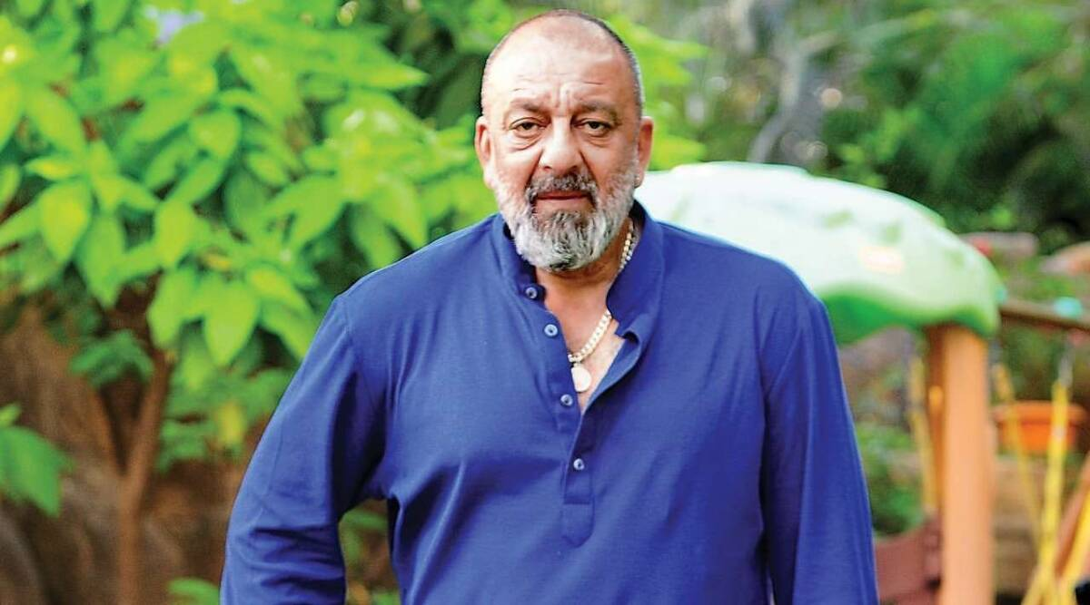 Sanjay Dutt takes a short break from work