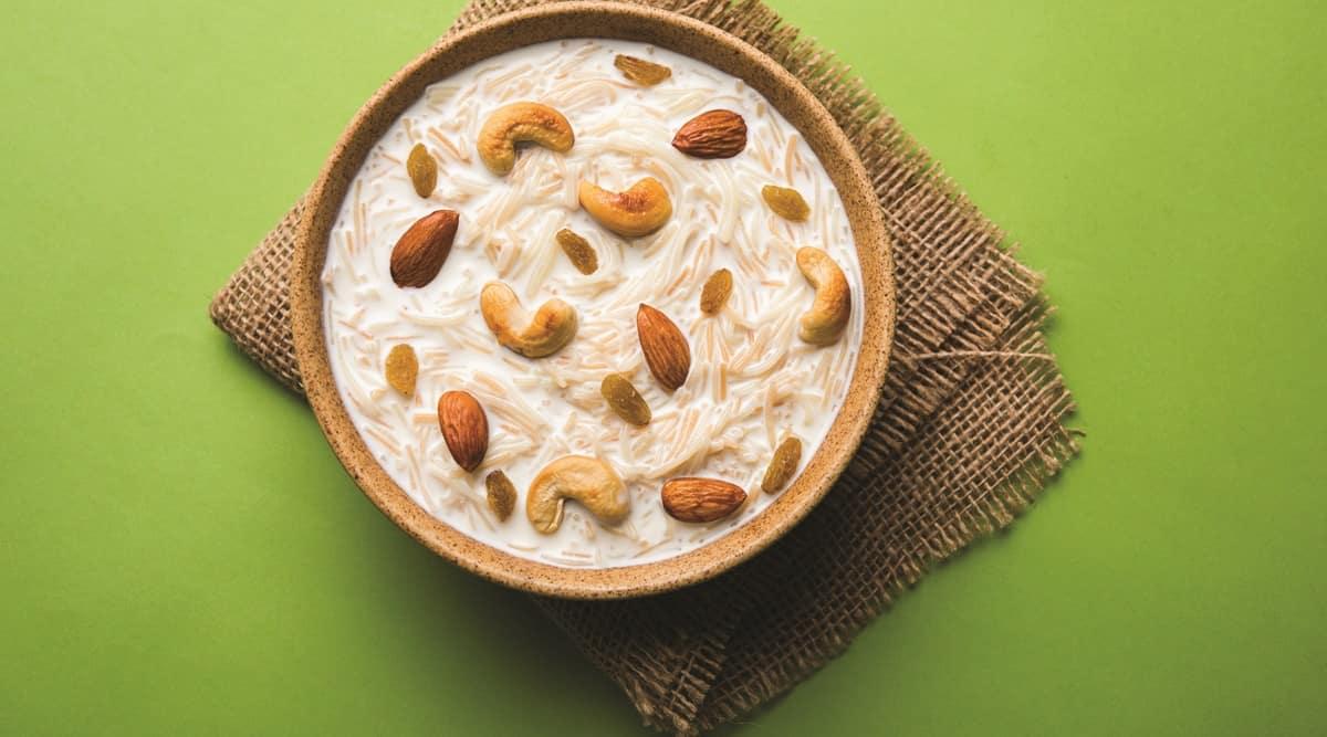 onam sadhya recipes, semiya payasam recipe, indianexpress.com, indianexpress, nestle milkmaid recipes, vermicelli payasam recipe, kheer recipes, easy recipes, onam special,