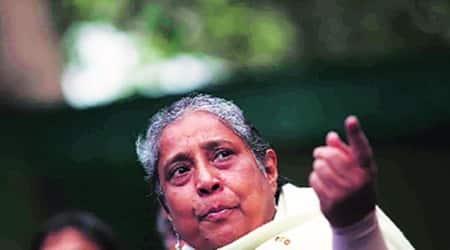 Ilina Sen, author and activist, Ilina Sen cancer, Ilina Sen death, indian express news