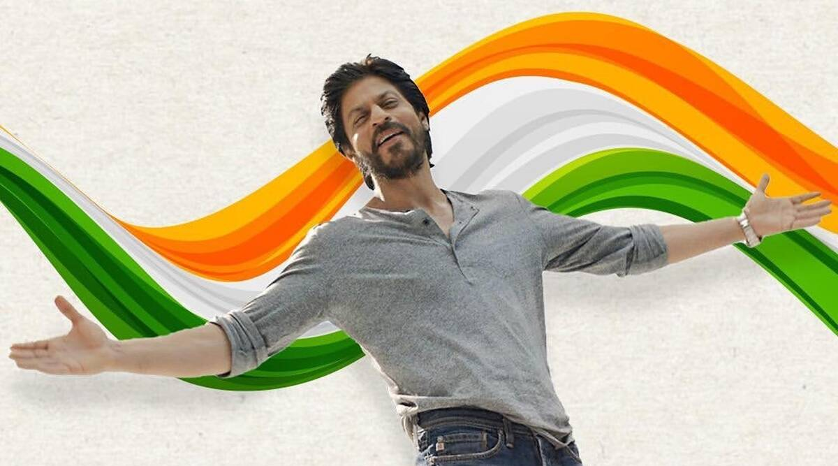 Shah Rukh Khan, independence day, Shah Rukh Khan independence day