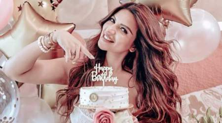 shama sikander birthday photos