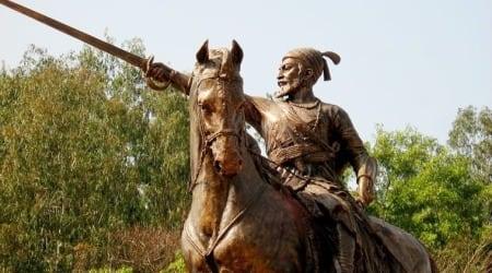 sanjay raut, shiv sena, Chhatrapati Shivaji Maharaj, Chhatrapati Shivaji Maharaj statue removed by bjp, Chhatrapati Shivaji Maharaj statue removed in karnataka, indian express news
