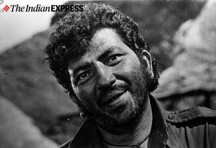 Sholay, amjad khan, amjad khan sholay, gabbar