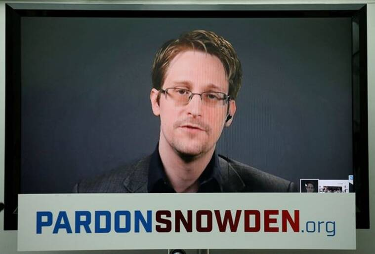 Edward Snowden, Who is Edward Snowden, Edward Snowden pardon, Trump to pardon Edward Snowden, Edward Snowden exile, Edward Snowden news, Indian Express