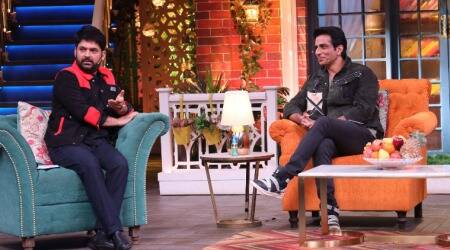 the kapil sharma show, sonu sood