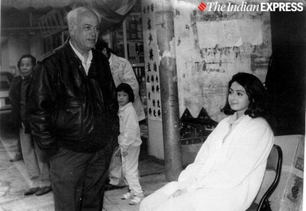 sridevi and yash johar