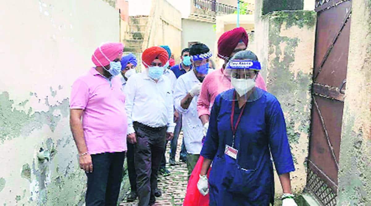 Coronavirus Punjab: Punjab CM Captain Amarinder Singh gave go-ahead for second serosurvey to assess the spread of Covid-19 in Punjab.