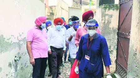 delhi coronavirus latest updates, delhi Sero survey, delhi sero survey results, serological surveillance, Satyendar Jain, Delhi news, Indian express news