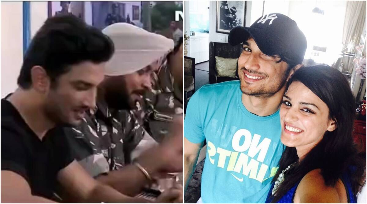 Video of Sushant Singh Rajput talking about his sisters goes viral