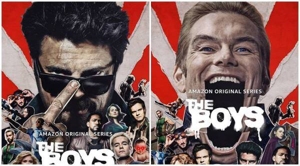 The Boys season 2 trailer, The Boys season 2, the boys, the boys trailer
