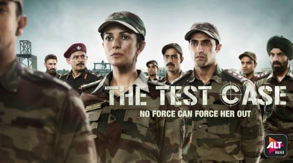 the test case 2, nimrat kaur