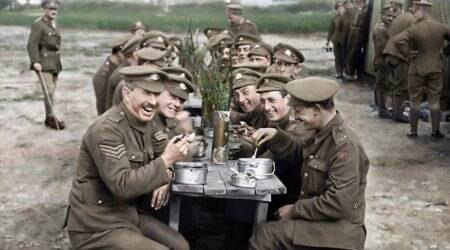 They Shall Not Grow Old , peter jackson, They Shall Not Grow Old still, They Shall Not Grow Old peter jackson