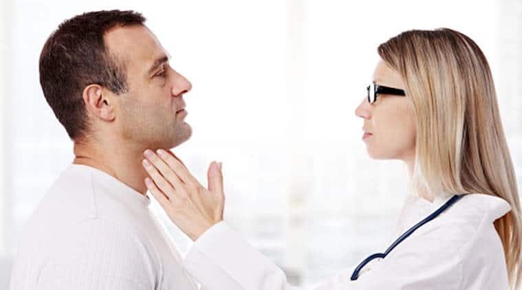 thyroid, thyroid symptoms, what is thyroid, thyroid treatment, indian express lifestyle