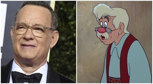 Tom Hanks in talks to play Geppetto in Disney's Pinocchio ...